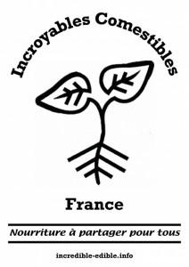 Le logo des Incroyables comestibles
